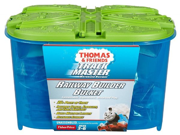 Thomas & Friends Track Master Railway Builder Bucket Motorised Railway.